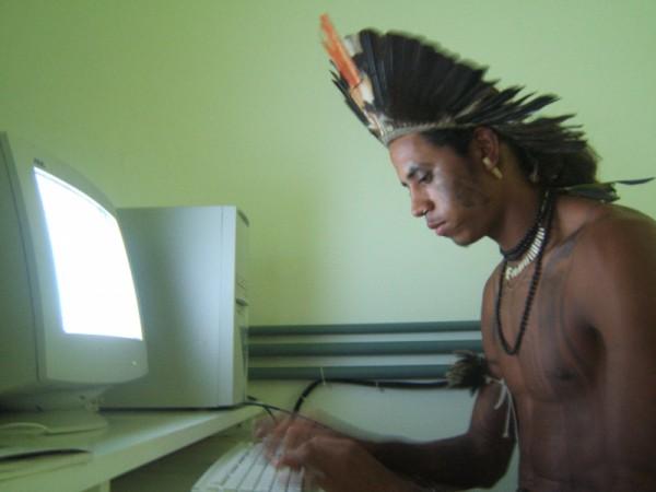 Índio e Informatica